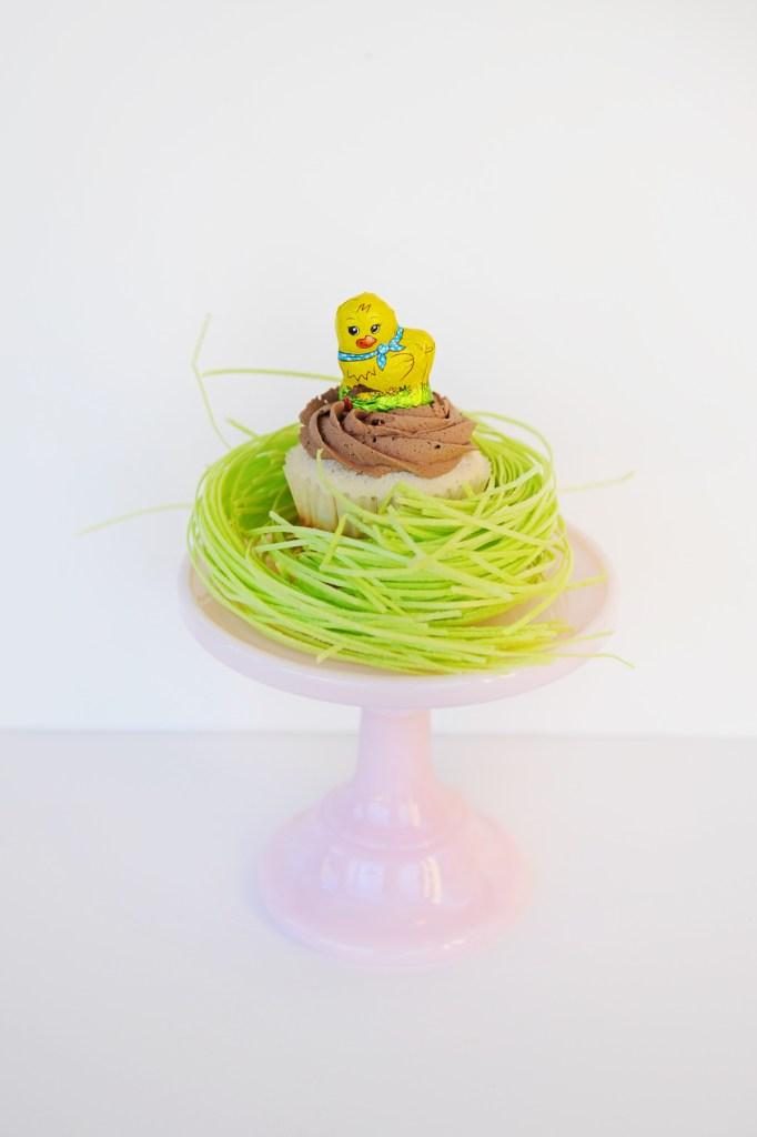 duck cupcake 2
