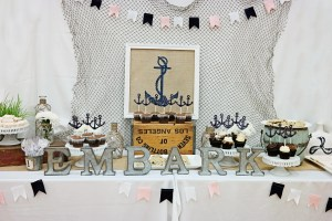 Parties: Anchors Away : A Nautical Themed Party