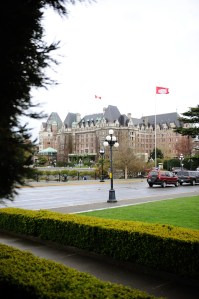 Visit Beautiful Canada: Stay at the Fairmont Empress Hotel