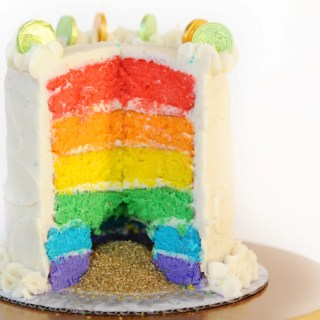 Rainbow cake post header