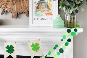 Shamrock banner featured image
