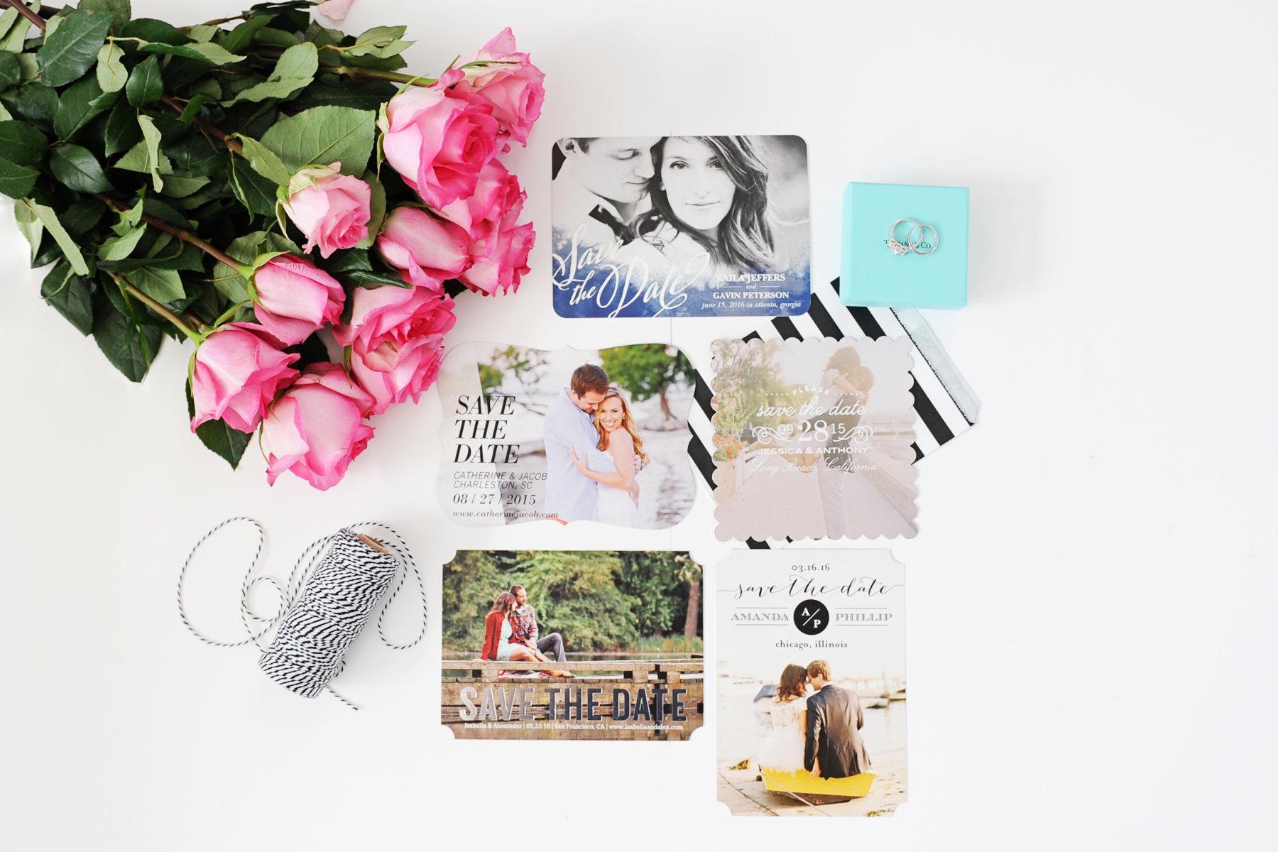 Wedding Trends: Save the Dates