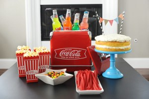 Easy Entertaining: Movie Night Party