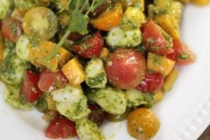 Mexican Caprese Salad Recipe
