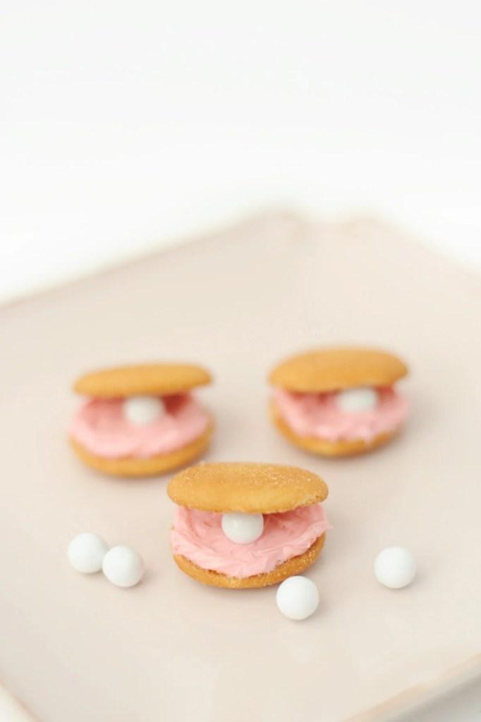 diy clam cookies