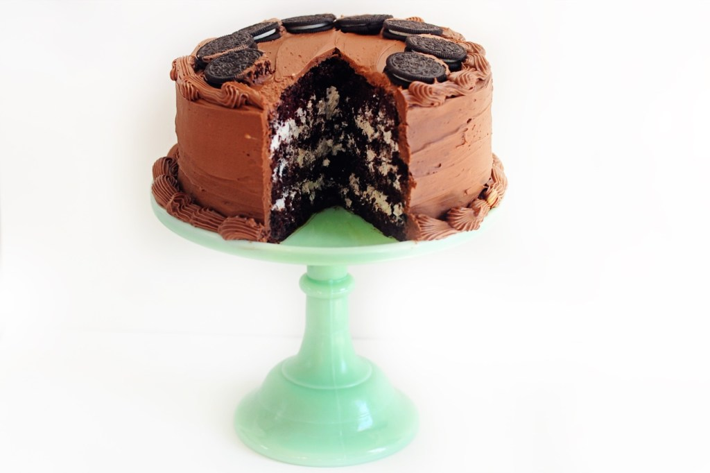 oreo cake header