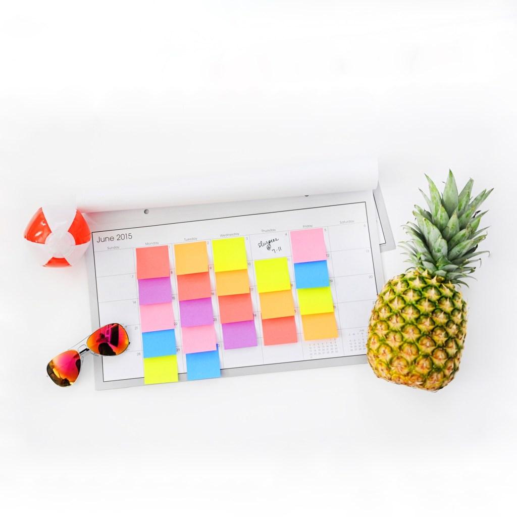 summer activities for kids and teens Pink Peppermint Design