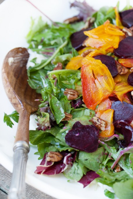 Recipe for Amazing Roasted Beet Salad
