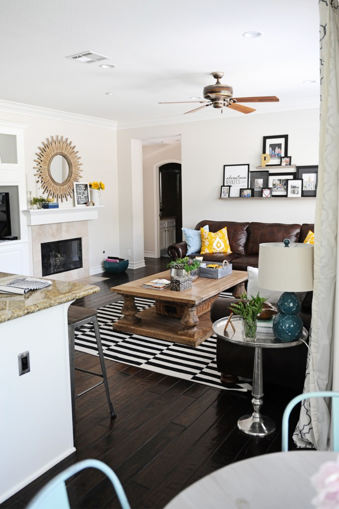 Interior Design: Family Room Design