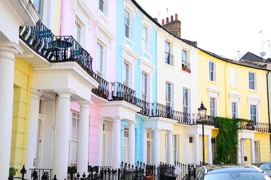 exploring london primrose hill