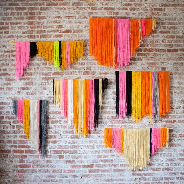 fringed accessories in home decor