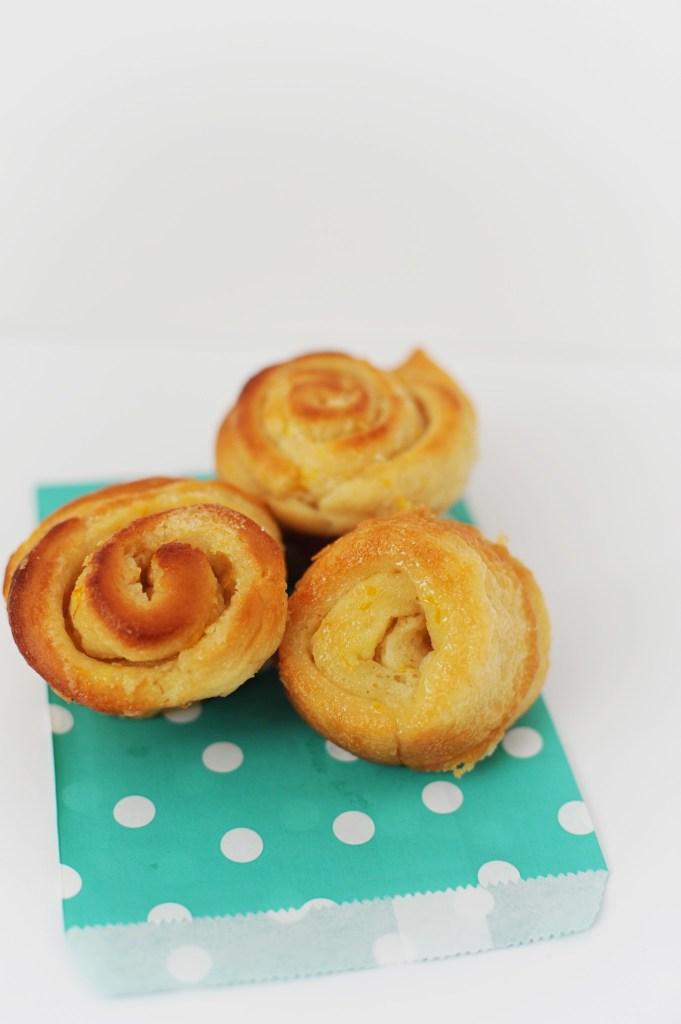 the best orange rolls recipe