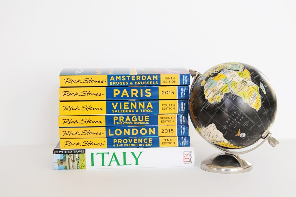 the best gifts for travelers travel guides and books