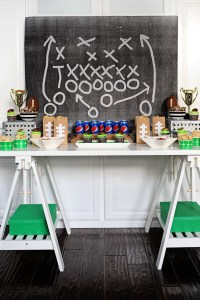 Football party ideas 2