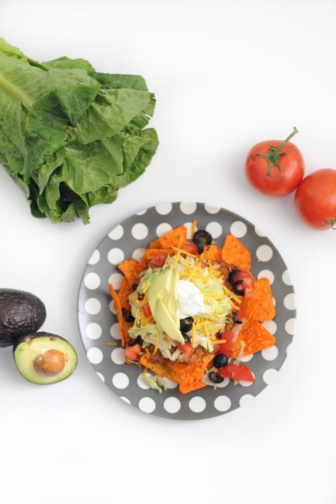 easy and delicious taco salad recipe