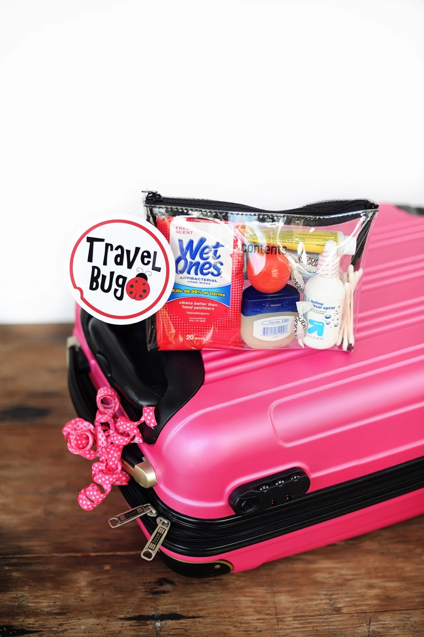 5 things to pack to help avoid getting sick while traveling