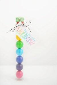 Rainbow tag 3