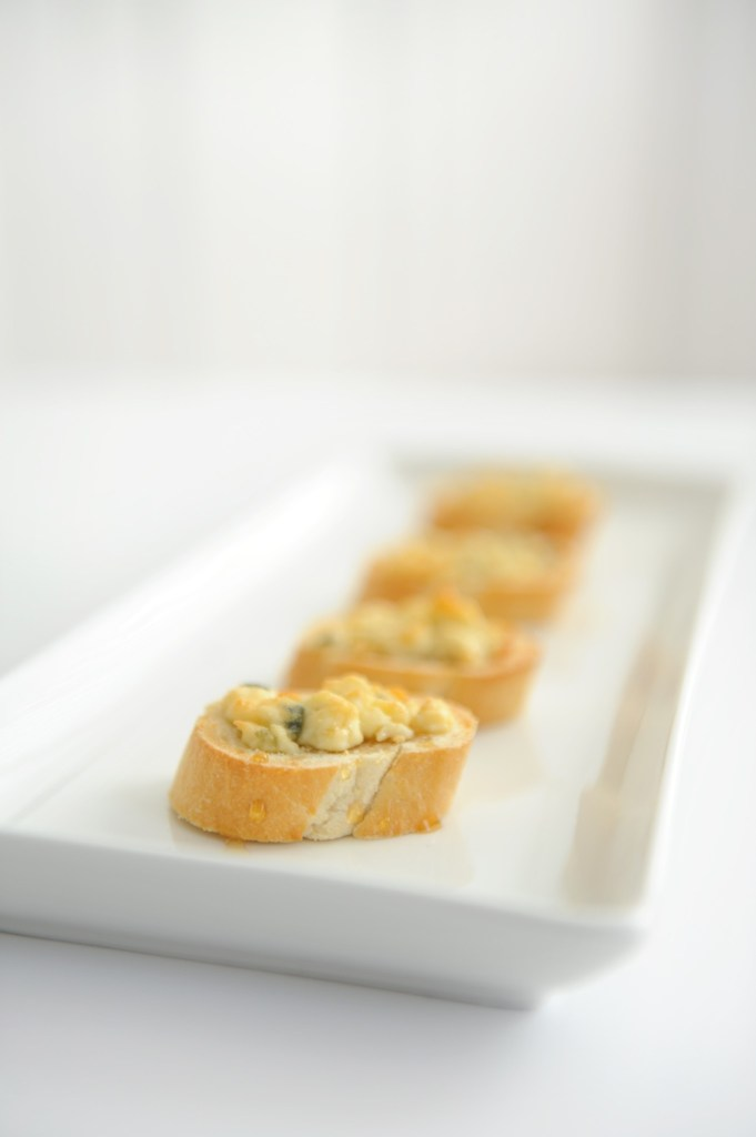 Blue Cheese and Honey Appetizer Recipe by Tammy Mitchell