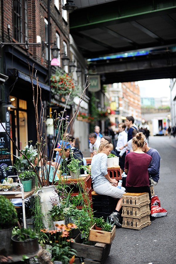 borough market best food markets in london