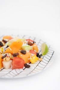 Mexican fruit salad 4