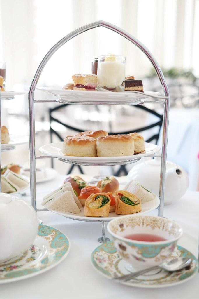 Afternoon Tea at the Orangery at Kensington Palace