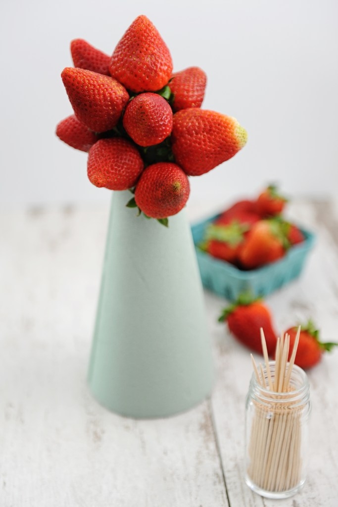 how to make fruit decorations