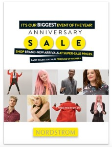 2016 nordstrom anniversary sale catalog 1