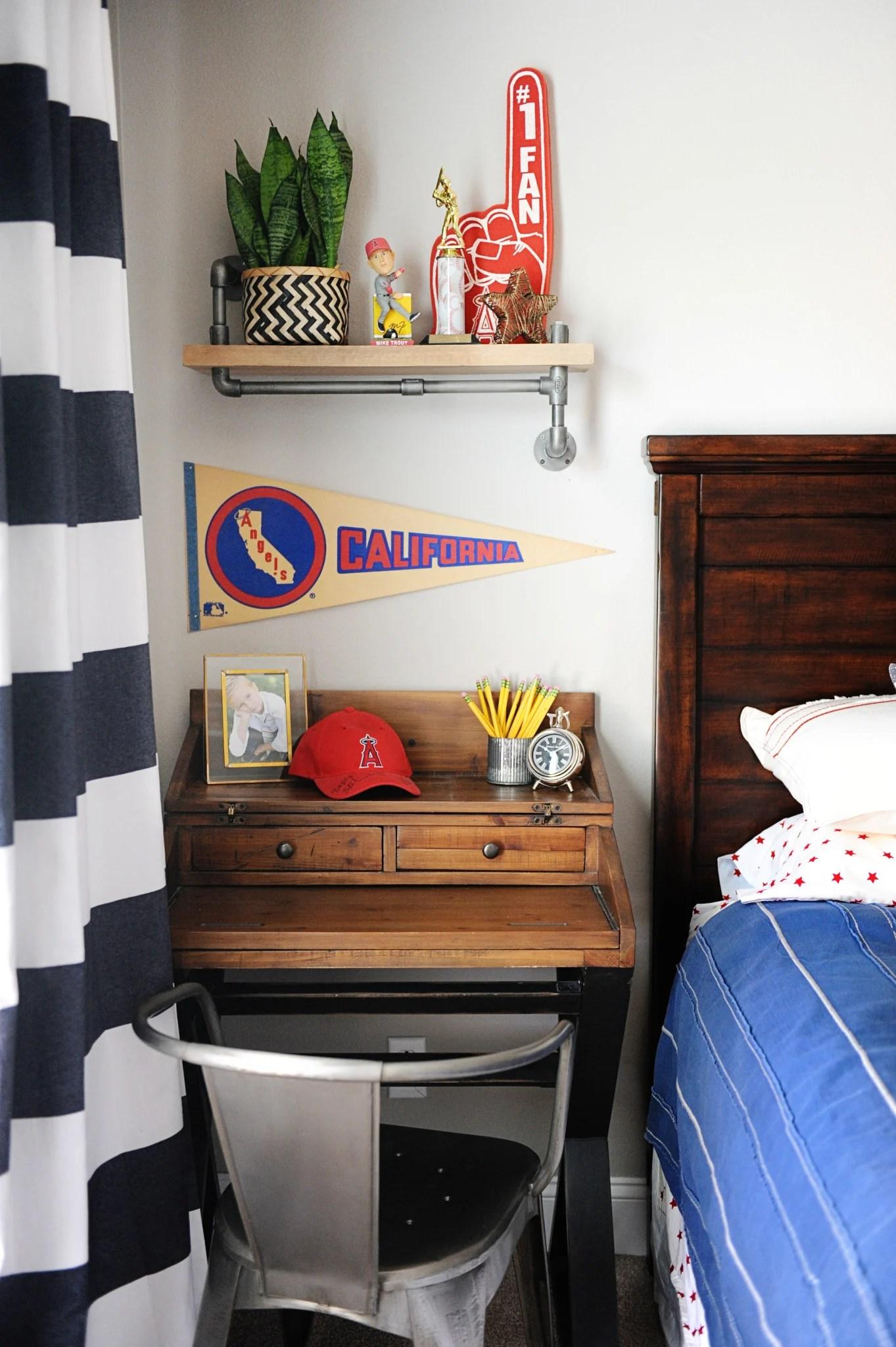 Tween Boy Room : Boy Bedroom Design Ideas