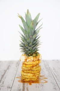 Grilled pineapple 3