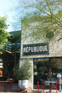 Destination Design: Republique Los Angeles