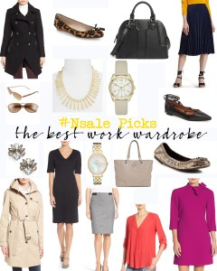 The best work wardrobe