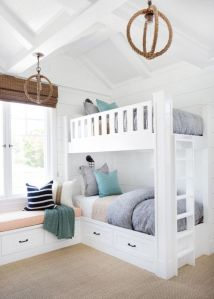 8 Beautiful Bunk Bed Ideas for Maximizing Space in Style