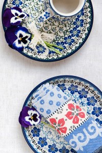 Amara Interior Blog Awards and Polish Pottery
