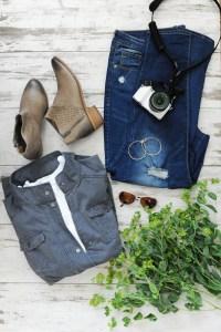 Gray jacket 1