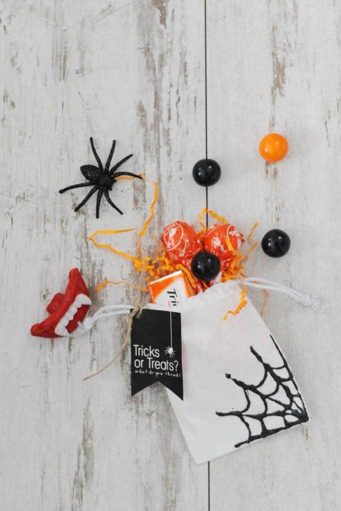 diy halloween trick or treat bags