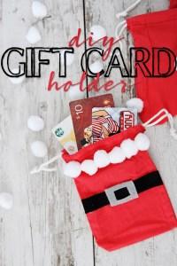 Diy gift card holder 1