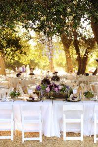 Wedding Ideas: A Beautiful Outdoor Wedding