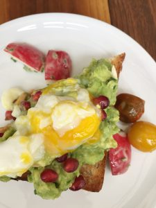 Best Brunch in Los Angeles and a Weekend Recap