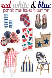 24 Patriotic Outfit Ideas and Decor Items You Need This Summer