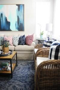 Spring living room 5