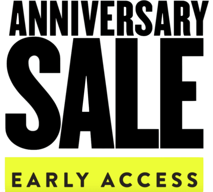 c27b24ba58287 ... here is everything you need to know about the Nordstrom Anniversary  Sale Early Access and how to shop it in order to get the best deals.