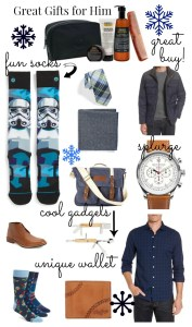 Great Gifts for Him – A Christmas Gift Guide