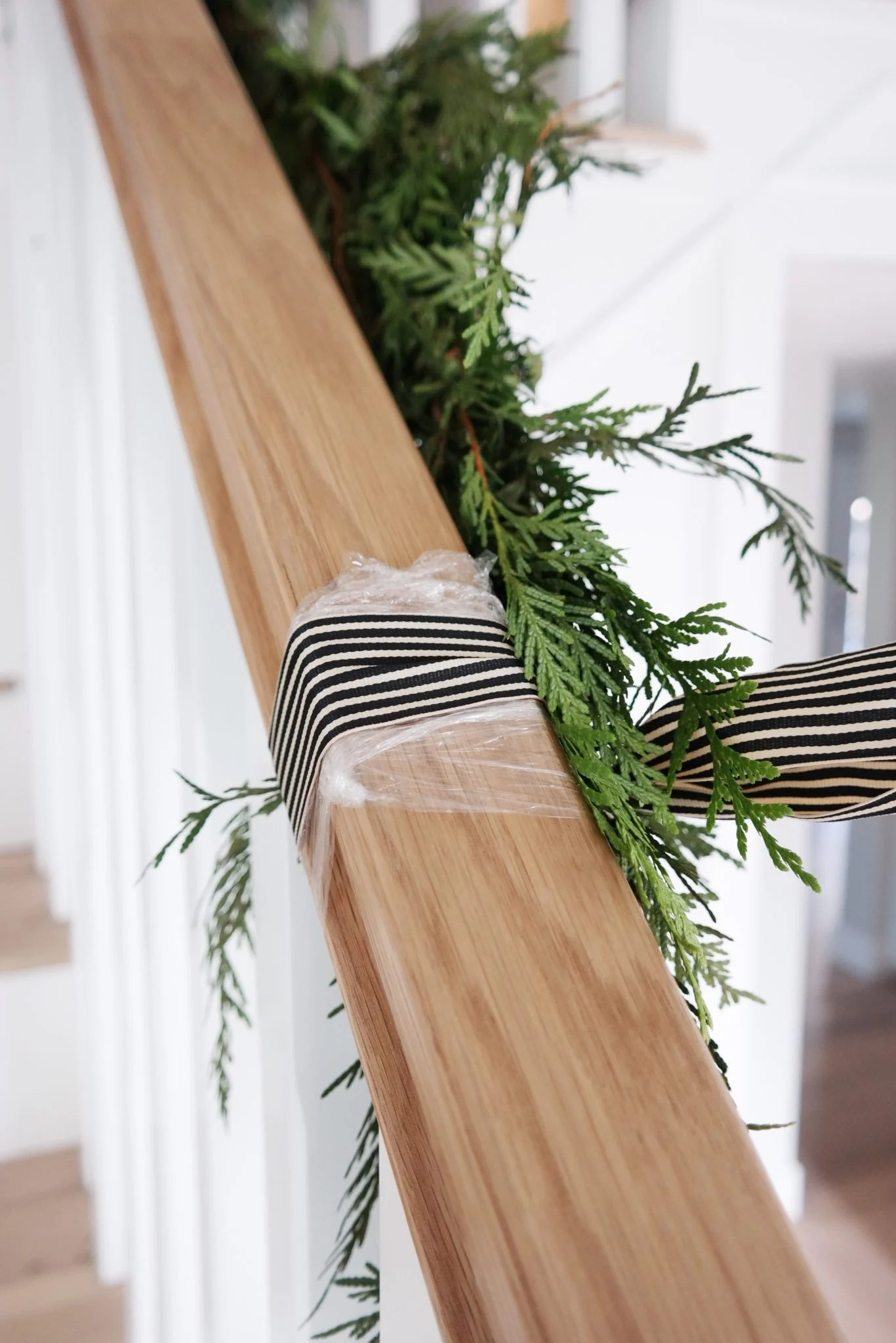 tips for hanging garland