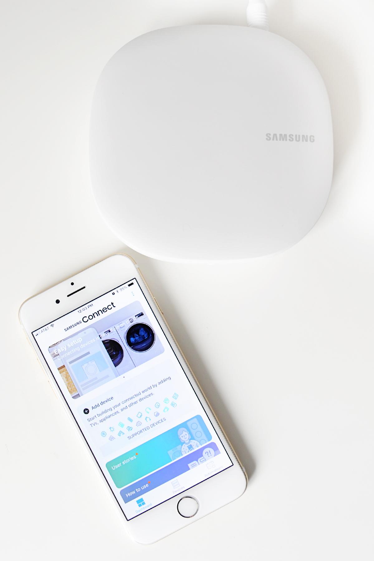 Samsung smart home 8