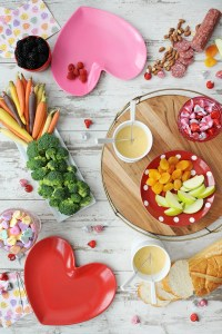 Valentine's Day Fondue Date Night