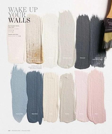 choosing a color palette in design