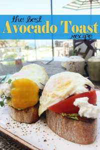 The Best Avocado Toast With Egg Recipe