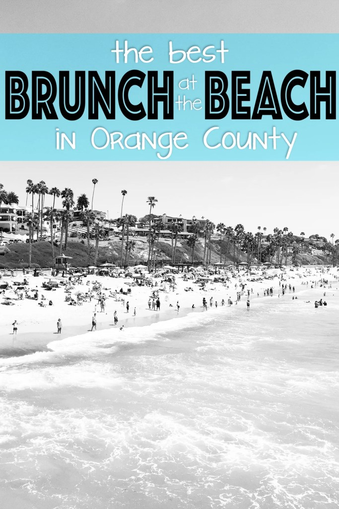 Brunch at the beach