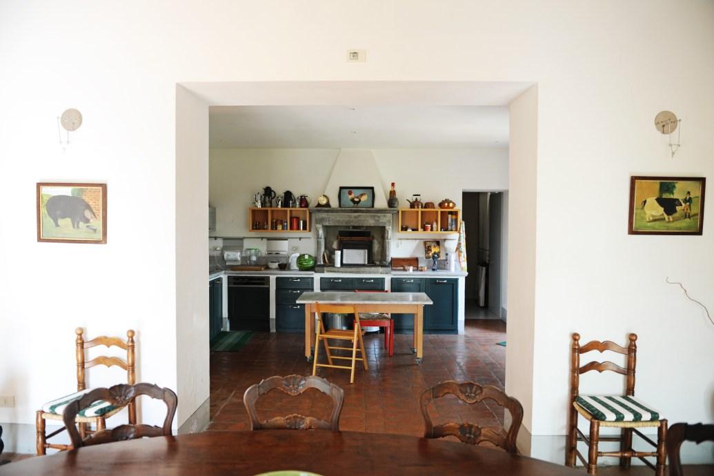 chiusi tuscan villa for rent