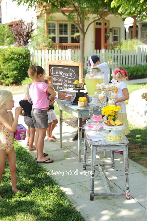 Lemonade stand 5